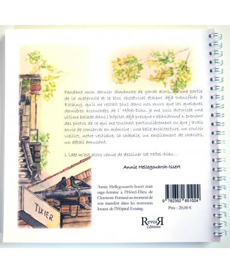 L'Hôtel-Dieu de Clermont-Ferrand - Annie Hellehouarch-Issert