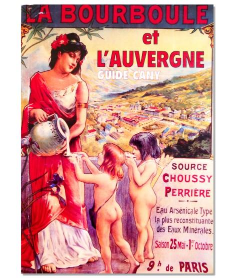 La Bourboule et l'Auvergne - Guide Cany