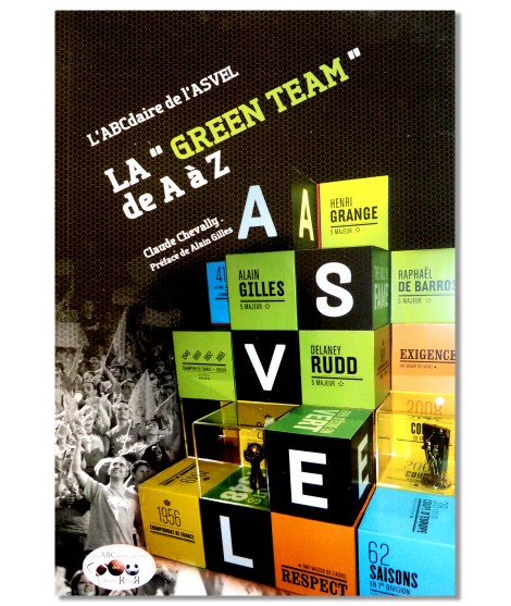 L'ABCdaire de l'ASVEL - Claude Chevally
