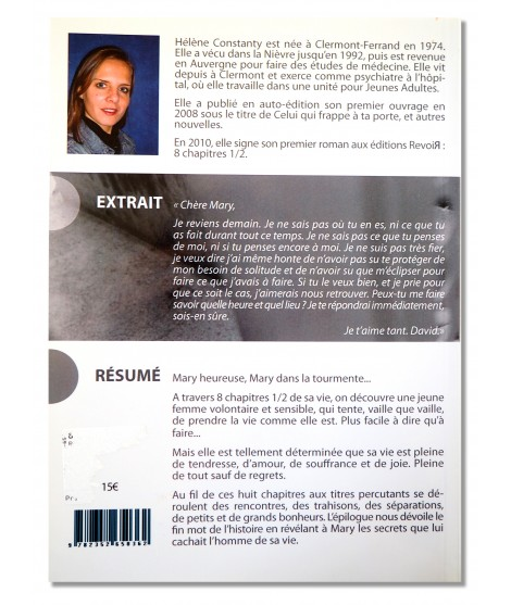 8 chapitres 1/2 - Hélène Constanty