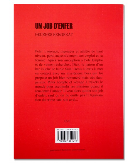 Un job d'enfer - Georges Bergerat