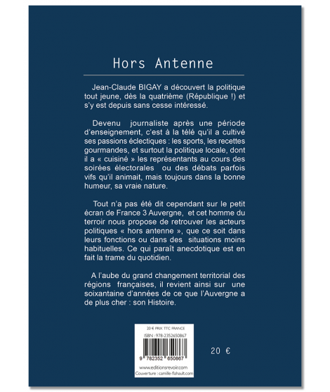 Hors Antenne - Jean-Claude Bigay