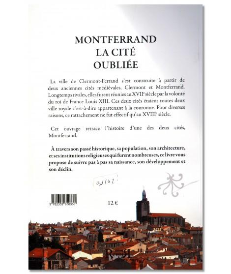 Montferrand la cité oubliée - Marie Michelet