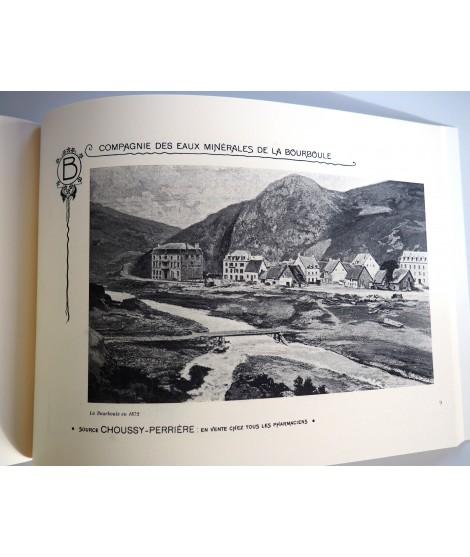 La Bourboule, source Choussy Perrière