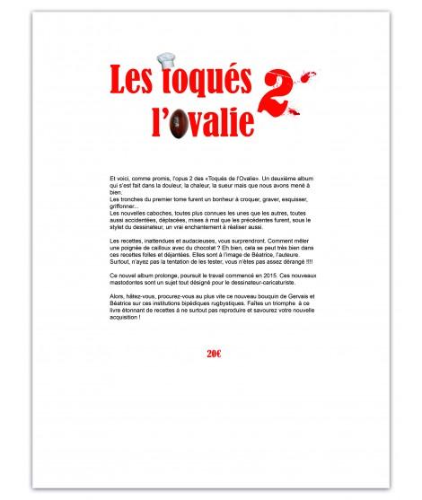 Les Toqués de l'Ovalie 2 - G. Loock et B. Desbouis