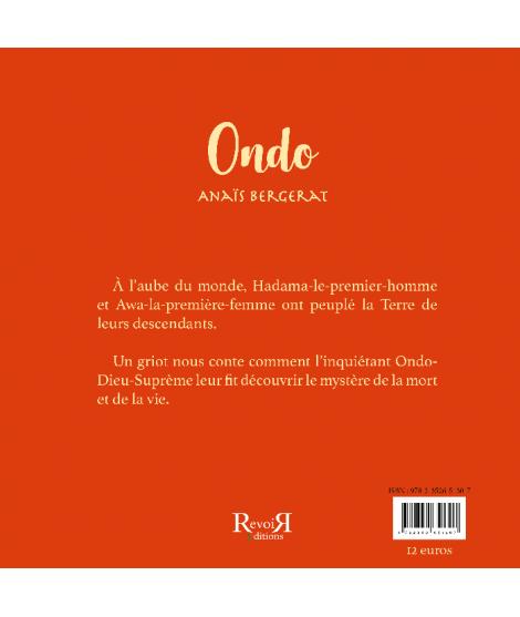 Ondo - Anaïs Bergerat
