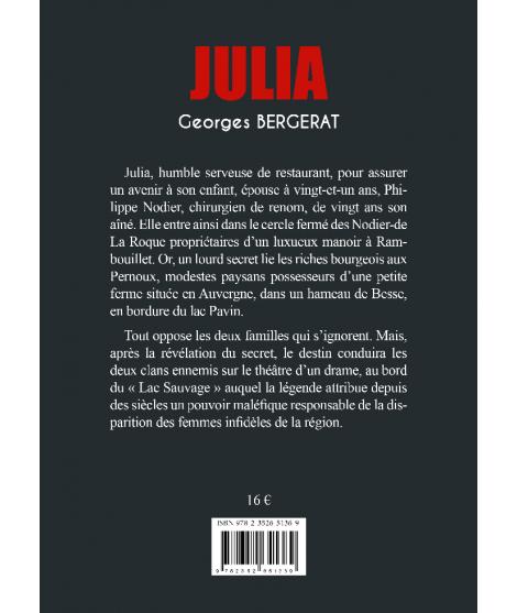 Julia - Georges Bergerat