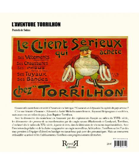 L'aventure Torrilhon - Patrick de Salins