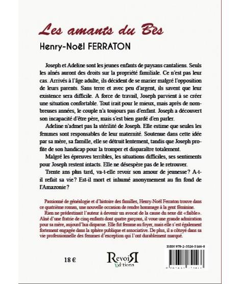 Les amants du Bès - Henry-Noël Ferraton