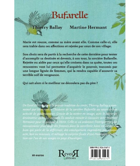 Buffarelle - Thierry Ballay Martine Hermant