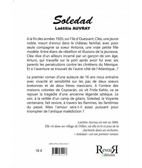 Soledad - Laëtitia Auvray