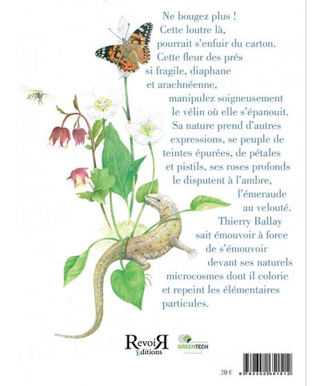Faune et Flore du Massif Central - Thierry Ballay
