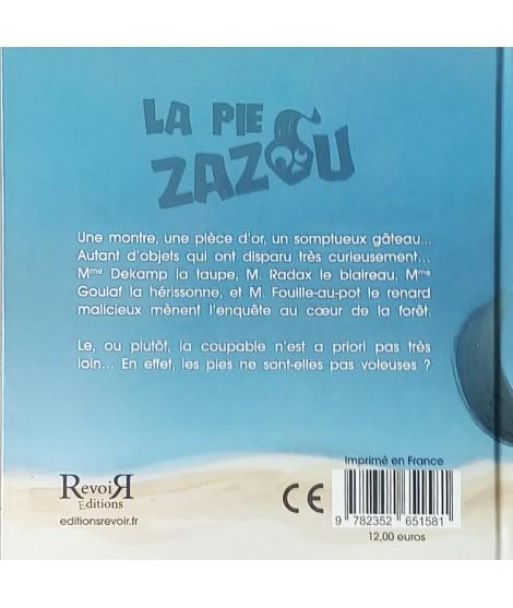 La Pie Zazou - Amandine Muffat et Tony Rochon