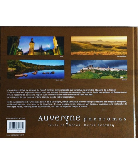 Auvergne Panoramas - Hervé Sentucq