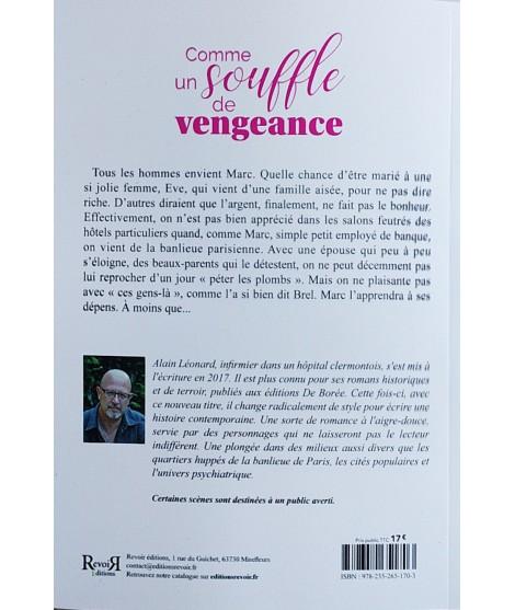 Comme un souffle de vengeance - Alain Léonard