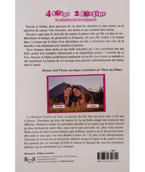 4 Seins 2 Destins - Pascale Laumond et Soline Bonhomme
