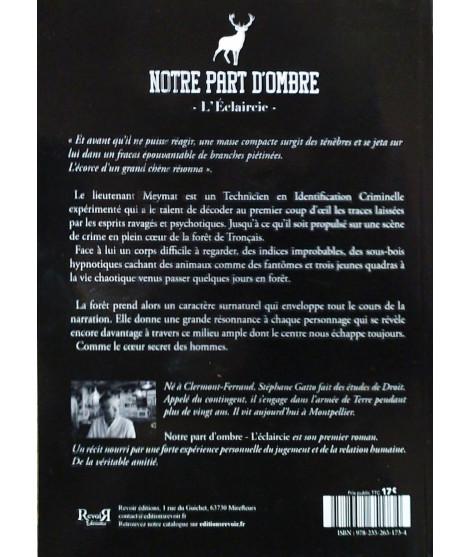 Notre Part d'Ombre - Stéphane Gatto