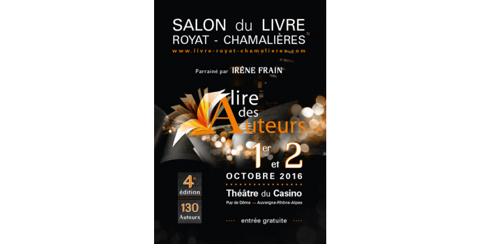 Salon du livre de Royat-Chamalières
